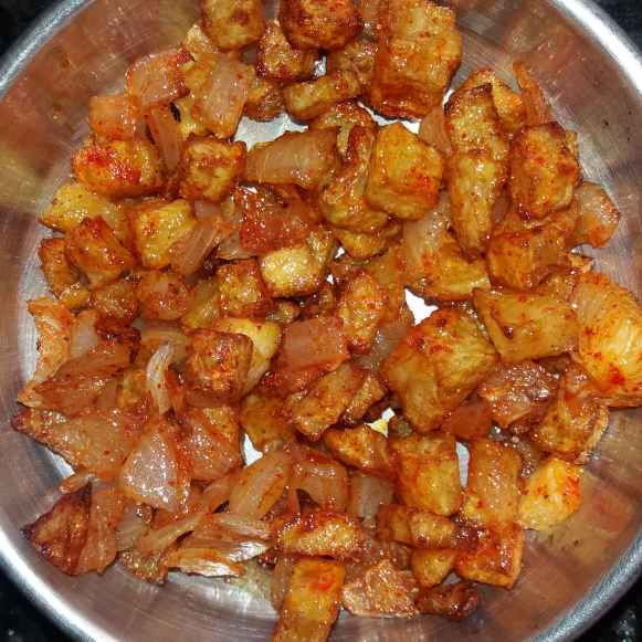 Photo of Aloo fry  by రమ్య వూటుకూరి at BetterButter