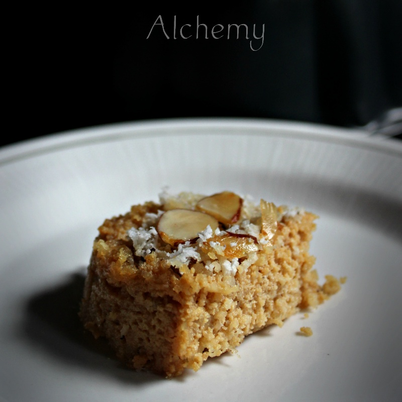 Photo of Baked Chhana (with Coconut & Jaggery) by Trisha Rudra at BetterButter