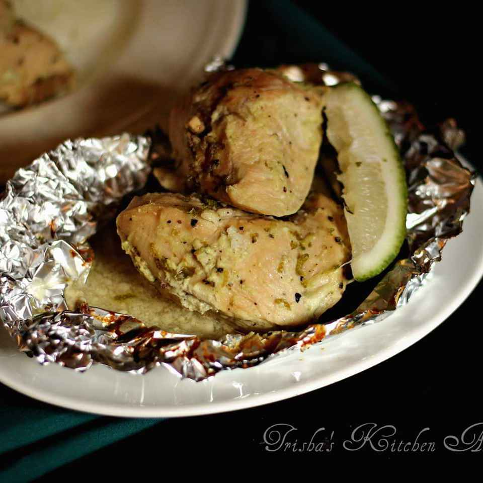 Photo of Baked Gondhoraj Chicken by Trisha Rudra at BetterButter