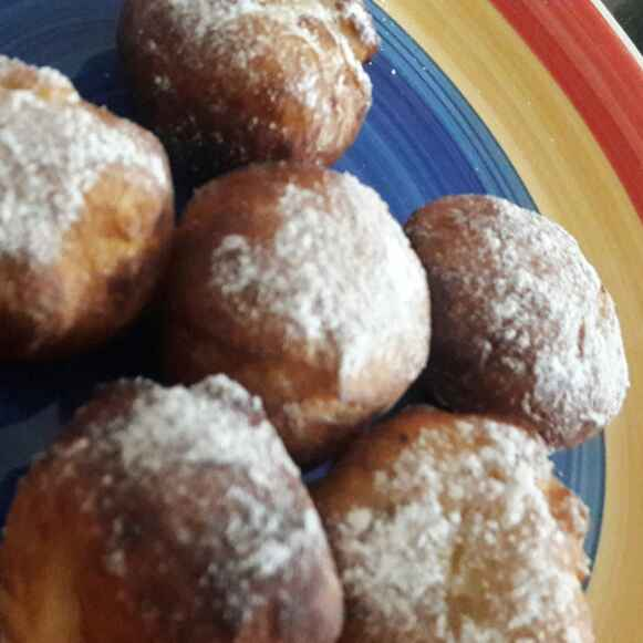 How to make Chocolate Filled Donut Holes