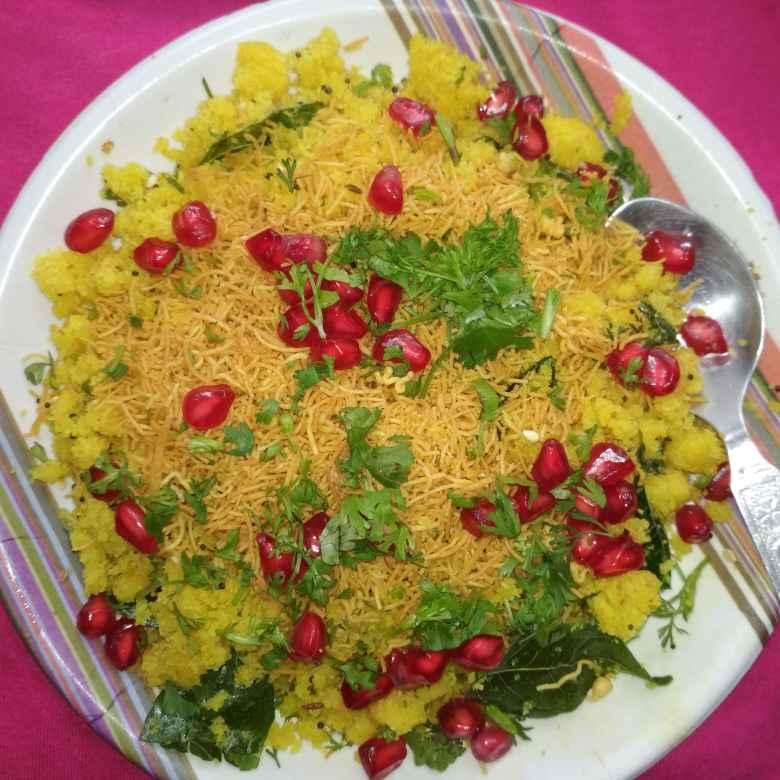 How to make Amiri Khaman Dhokla.