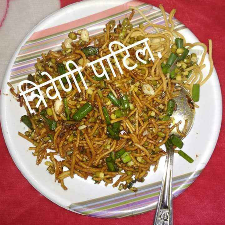 Photo of Chinese Bhel. by Triveni Patil at BetterButter