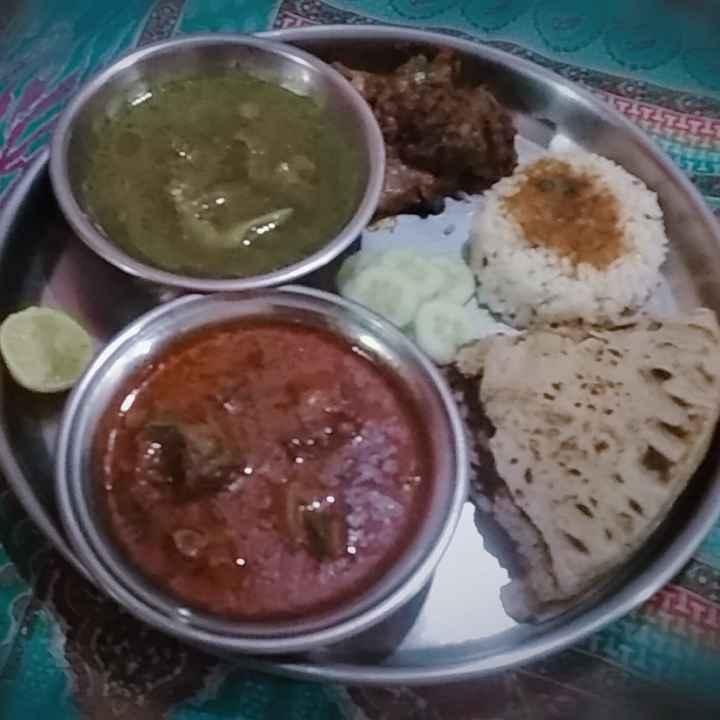 Photo of Khandeshi Mutton Rassa. by Triveni Patil at BetterButter