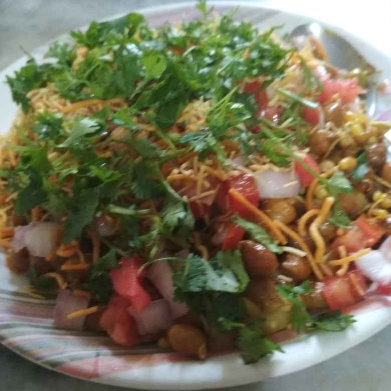 Photo of Sprouts Bhel.. by Triveni Patil at BetterButter