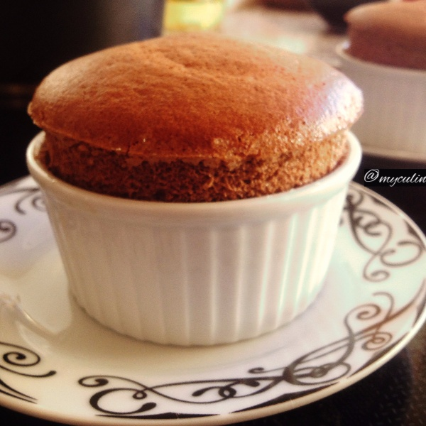 How to make Chocolate Souffle