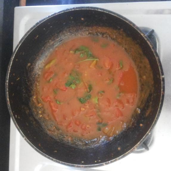 How to make Tomato Pulusu