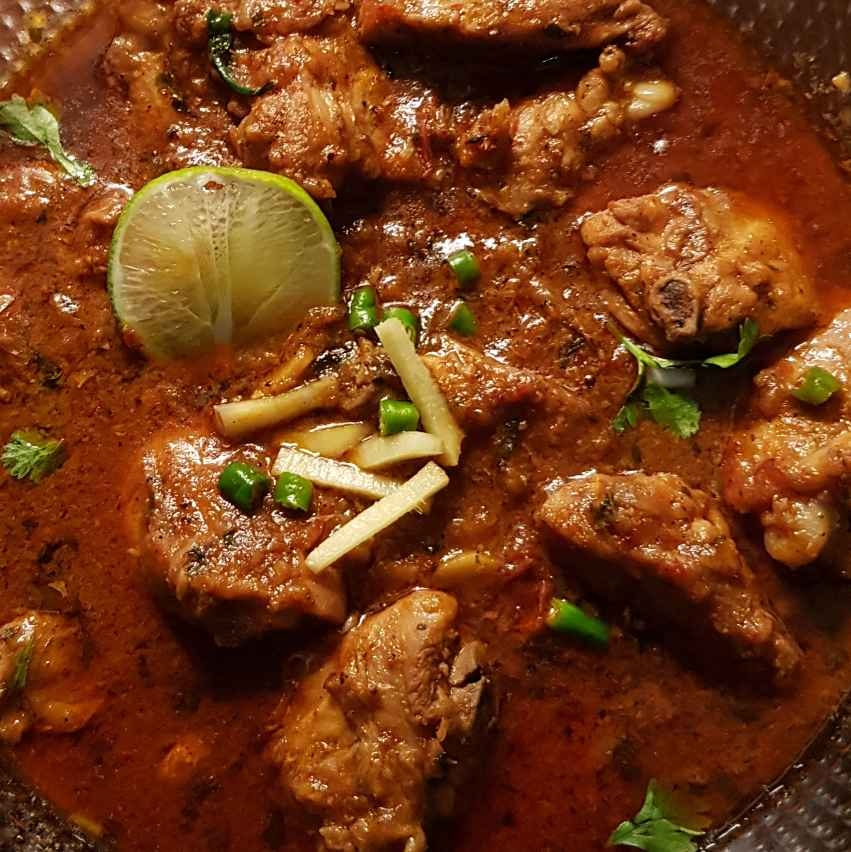 How to make Lahori Murgh Masala