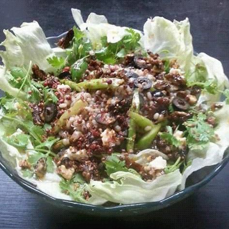 Photo of Whole Barley Salad by Tulika Santra at BetterButter