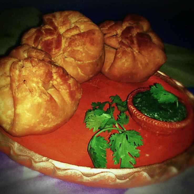 Photo of onion kachori by Tulika Santra at BetterButter