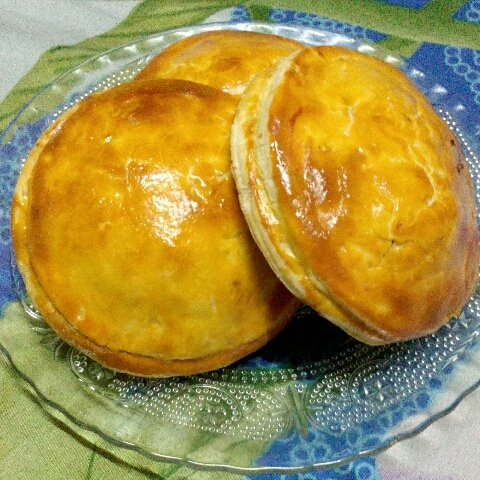 How to make Chicken Ghee Puff Pastry