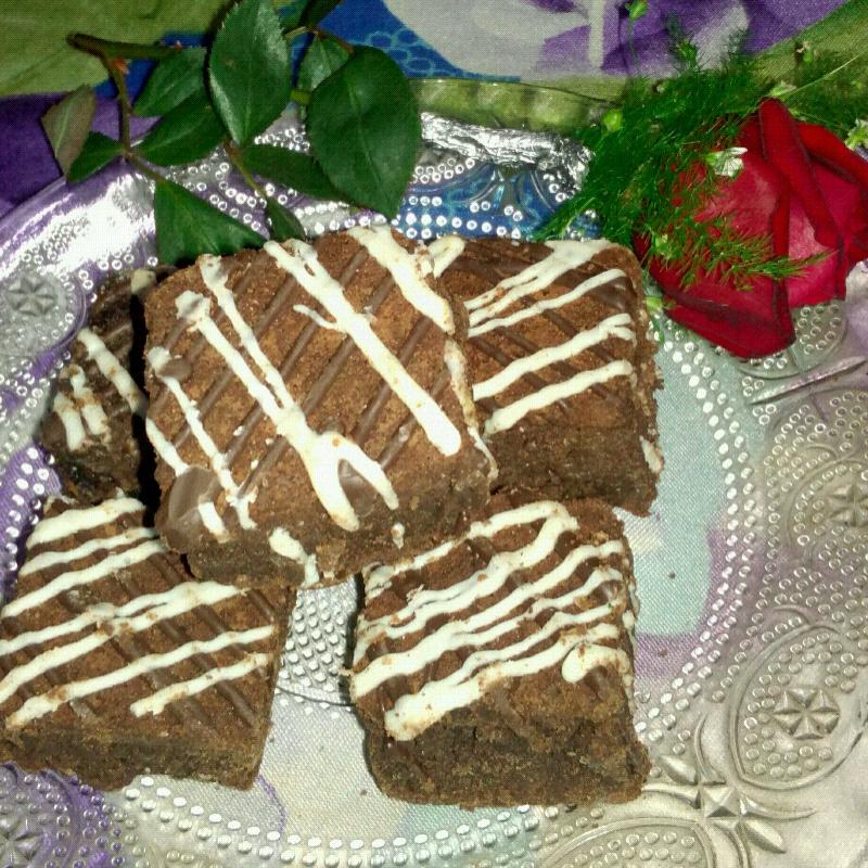 How to make Chocolate fudge brownies