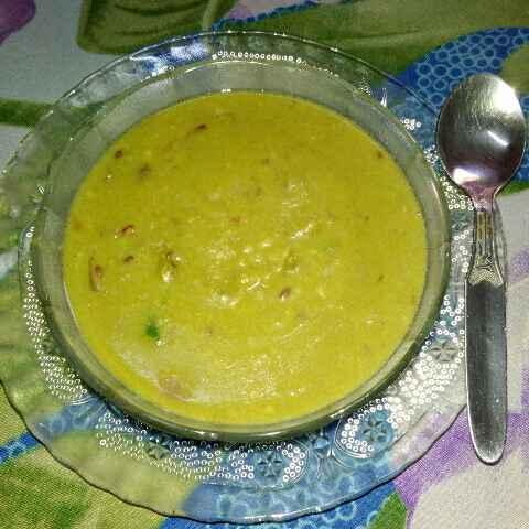 How to make Peas Shorba