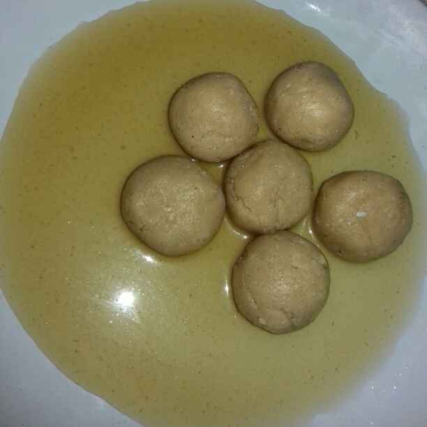 Photo of Guder Rosogolla by Tumpa Roy at BetterButter