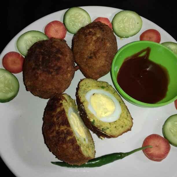 Photo of Dim Chingdir Kofta Kebabs by Tumpa Roy at BetterButter