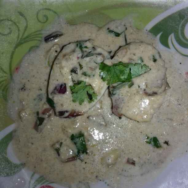 Photo of Egg in Cream Curry by Tumpa Roy at BetterButter