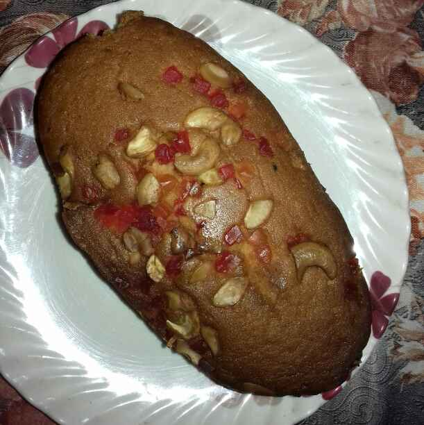 Photo of Fruity Nuty Cake by Tumpa Roy at BetterButter