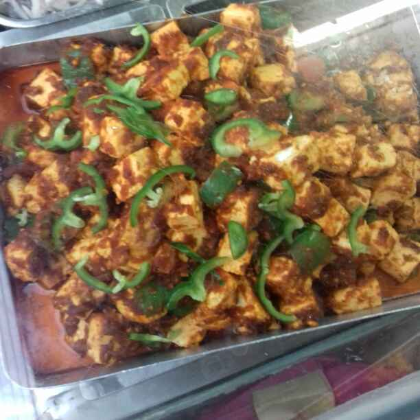 Photo of Capsicam Paneer by Tumpa Roy at BetterButter