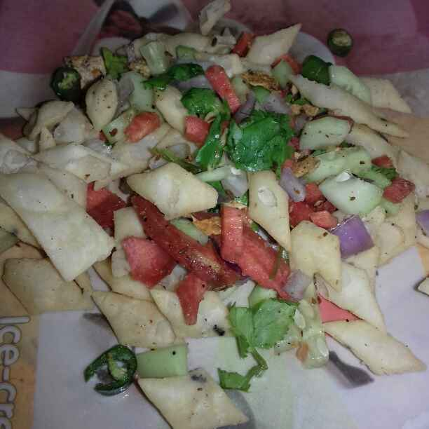 Photo of Nimkir Chaat by Tumpa Roy at BetterButter