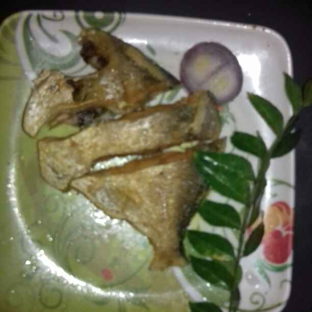 Photo of Pomfret machh Bhaja by Tumpa Roy at BetterButter