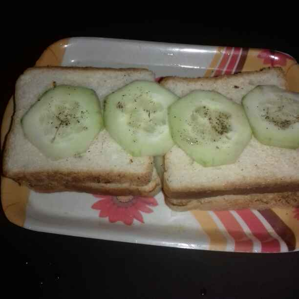 Photo of Cucumber Sandwich by Tumpa Roy at BetterButter