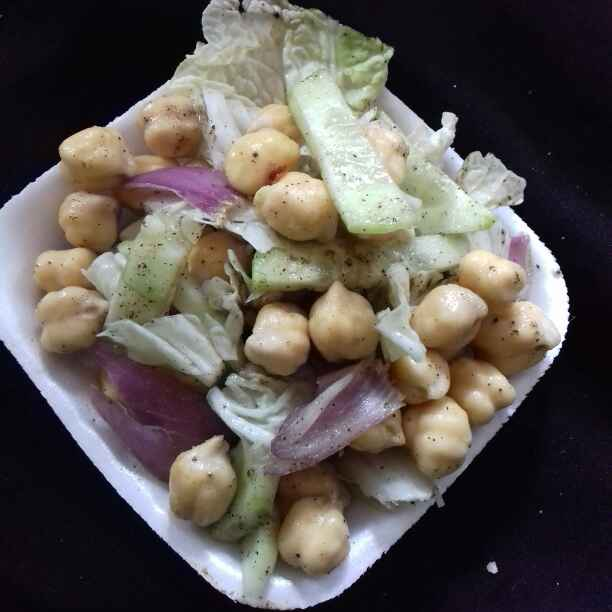 Photo of Kabuli Chana Salad by Tumpa Roy at BetterButter