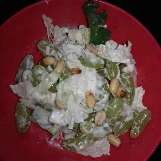 Photo of Creamy Grapes Salad by Tumpa Roy at BetterButter
