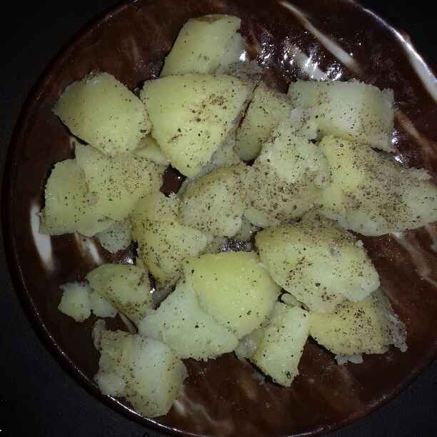 Photo of Morich Aloo by Tumpa Roy at BetterButter