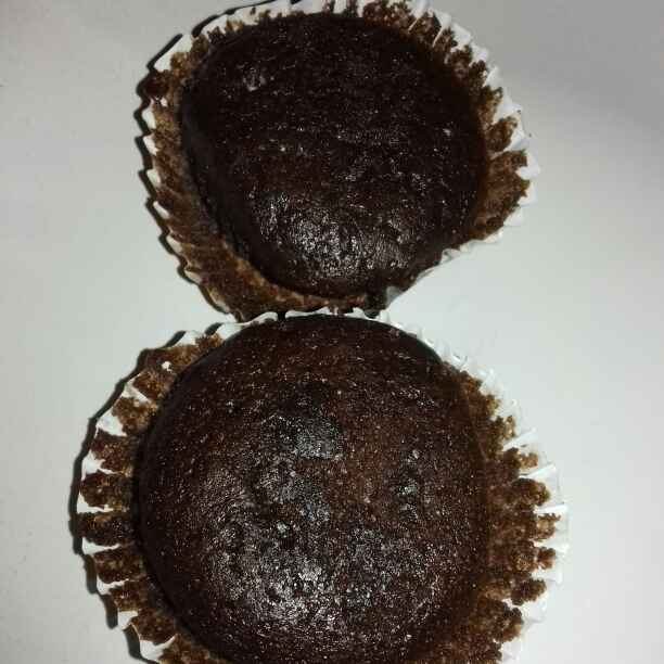Photo of Dark Chocolate Cup Cakes by Tumpa Roy at BetterButter