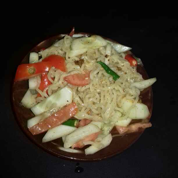 Photo of Noodles Salad by Tumpa Roy at BetterButter