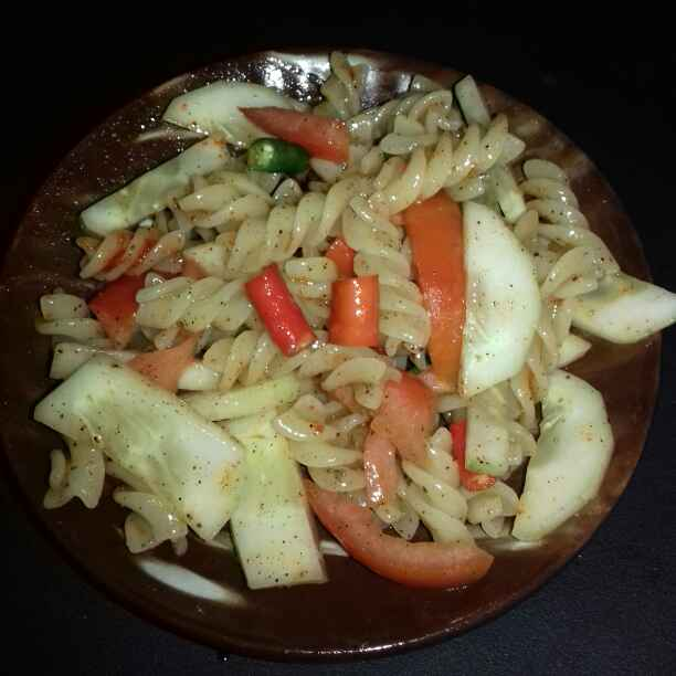 Photo of Pasta Salad by Tumpa Roy at BetterButter