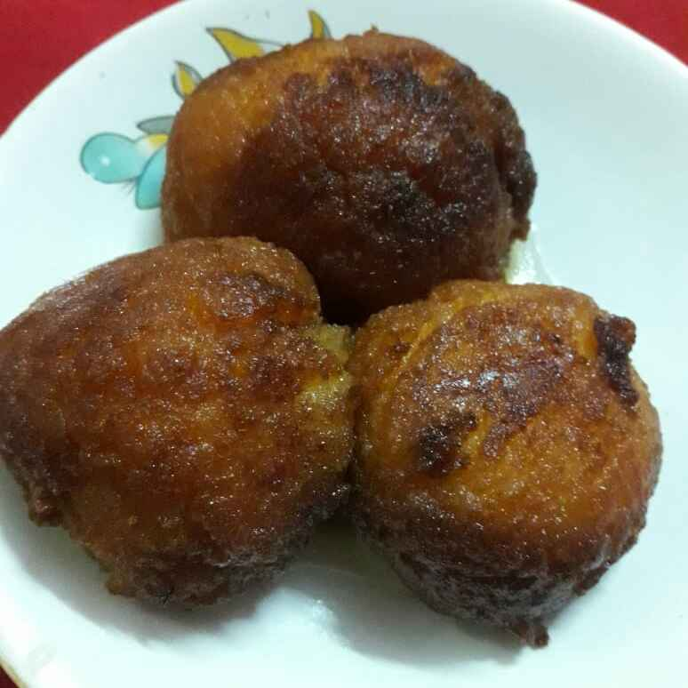 Photo of Bred ki gulab jamun by Shrikanta Dey at BetterButter