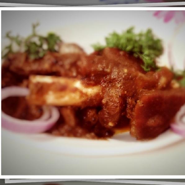 How to make Nagpur Saoji Mutton