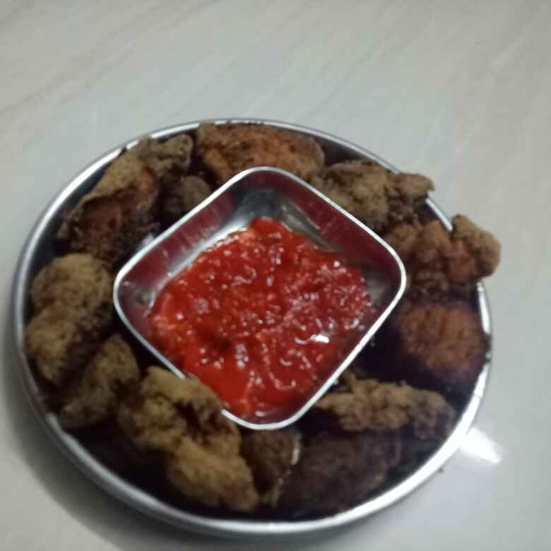 Photo of Chiken fishi by Ujwala Surwade at BetterButter