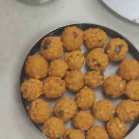 How to make boondhi ladoo