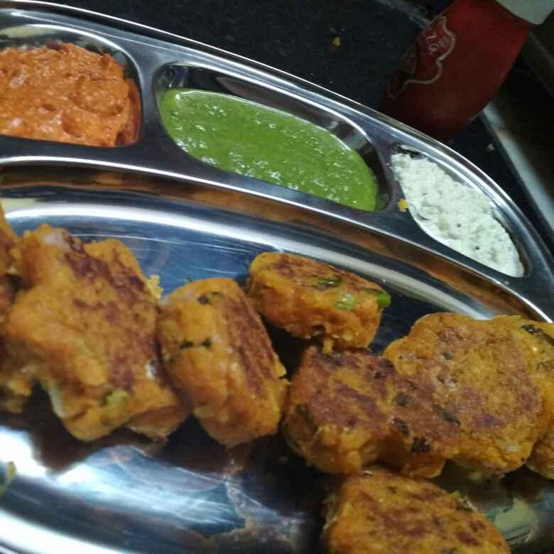 Photo of Poha cutlet by Uma Malpani at BetterButter