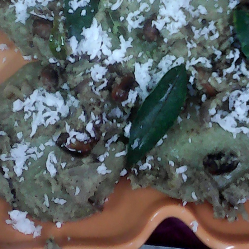 Photo of Healthy spinach & pulse appe by uma Pandit at BetterButter