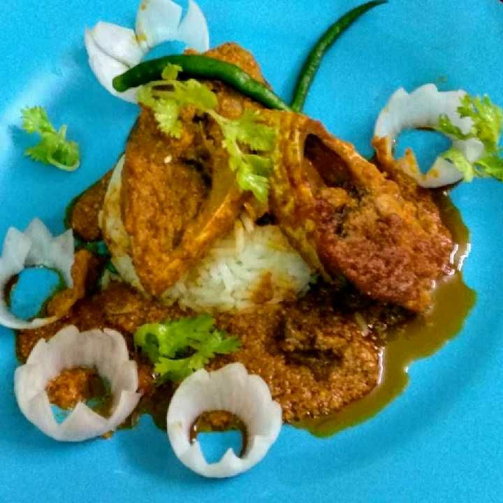 How to make BHAPA MASALA ILISH