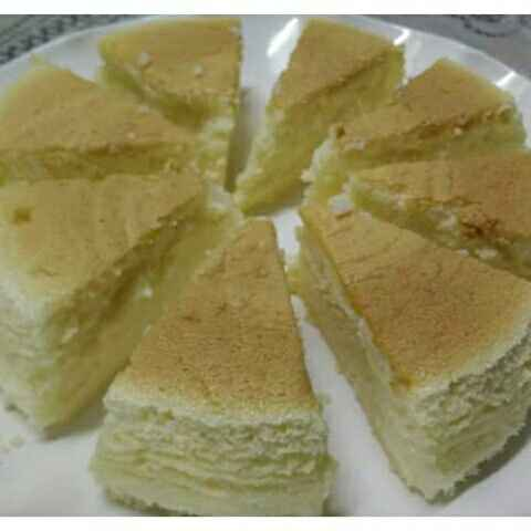Photo of Cotton Cheese Cake by Uma Sarkar at BetterButter