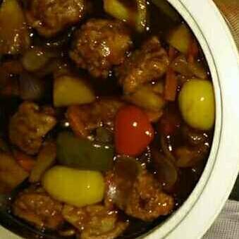 Photo of Chicken Sweet & Sour by Uma Sarkar at BetterButter