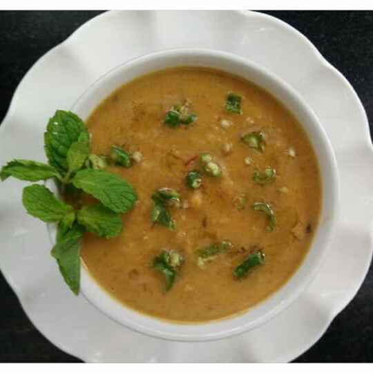 How to make Dal sultani