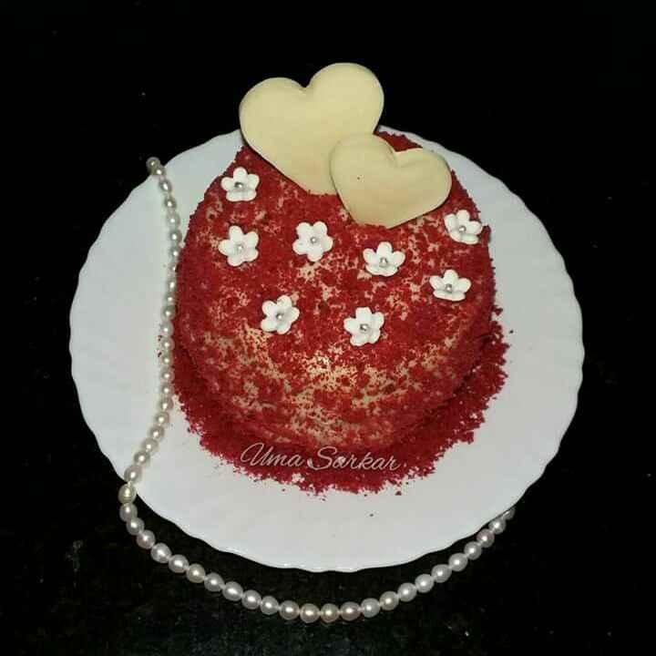 How to make Red Velvet Layered Cheese Cake