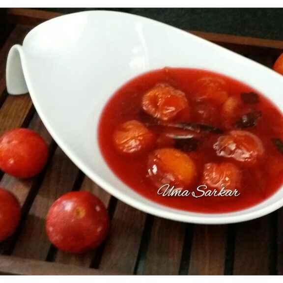How to make Plum Chinese chutney..