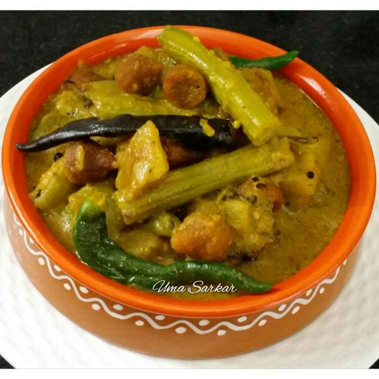 How to make Shukto ( a bengali delicacy)