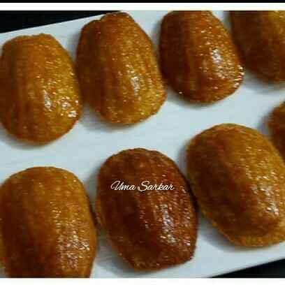 How to make Honey Madeleines