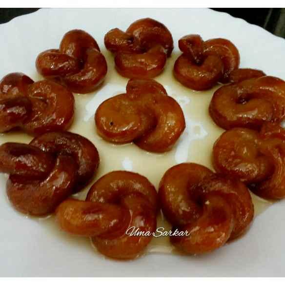 How to make Sweet potato jalebi