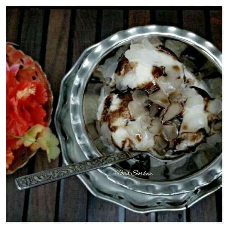 How to make Ice-apple Ice cream