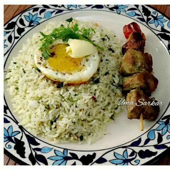 Photo of Butter rice by Uma Sarkar at BetterButter