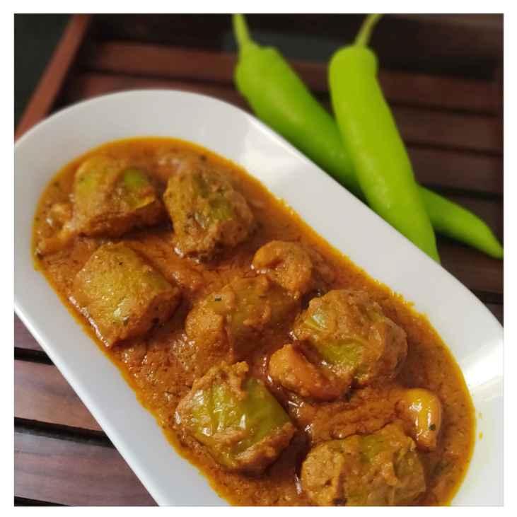 Photo of Chicken stuffed chillies by Uma Sarkar at BetterButter