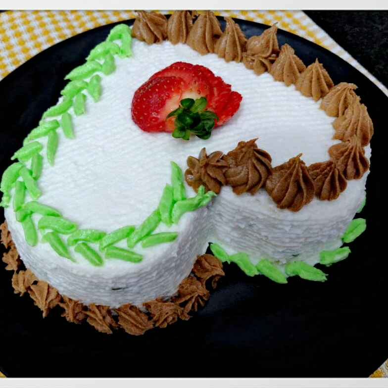 How to make Bread fruits cake