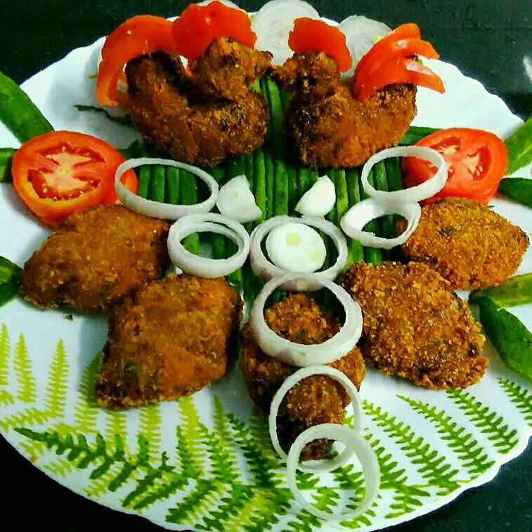 How to make Chicken cutlet